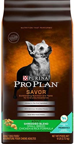 Purina Pro Plan Small Toy Breed Formula Adult Dry Dog Food