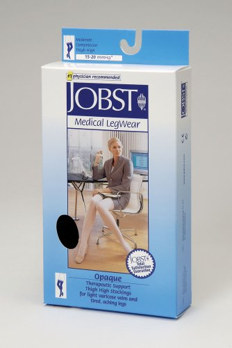 BSN Medical 115694 JOBST Compression Hose, Thigh High, 15...