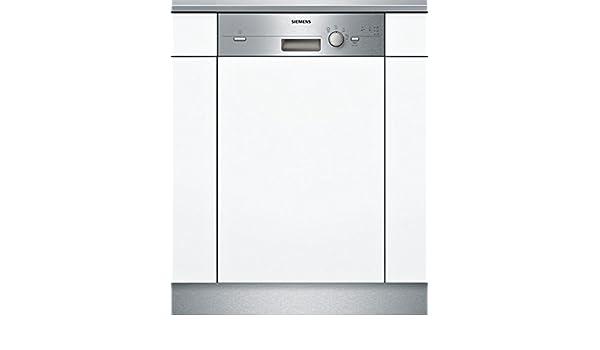 Siemens iQ100 SR514S00CE lavavajilla Semi-incorporado 9 cubiertos ...