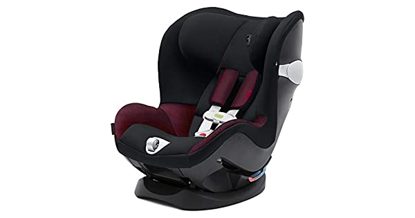 Amazon.com: Cybex Sirona M Carseat in Ferrari Black: Baby