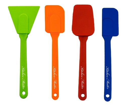 Kitchen Meister Silicone Kitchen Utensil Set