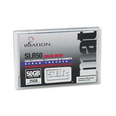 Imation Tape Cartridge MLR3 Tandberg Data 25//50GB SLR50