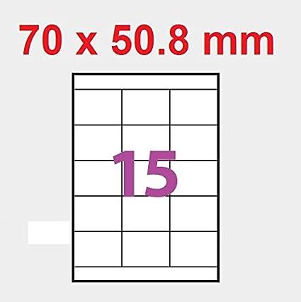 Imprimante étiquettes de haute qualité rond étiquettesblanc mat étiquettes d/'adresse