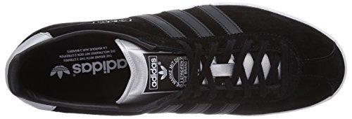 adidas Gazelle OG Herren Sneakers Schwarz (Core Black/Core Black/Footwear White)