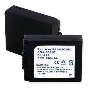 Panasonic DMC-Z20 Replacement Digital Battery