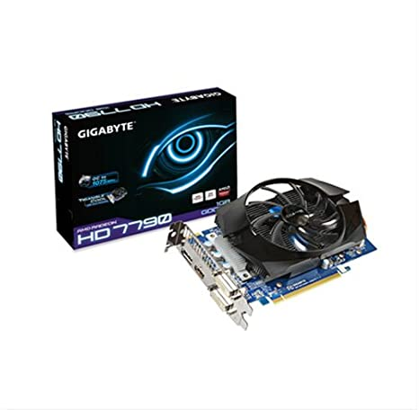 Gigabyte GV-R779OC-1GD - Tarjeta gráfica (Radeon HD 7790, 1024 MB, GDDR5-SDRAM)