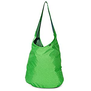 Nike Graphic Reversible Tote Handbags Midnight Turquoise/Green Spark/Rio Teal : One Size