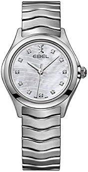 Ebel Wave Mother of Pearl Diamond Dial Women's Watch