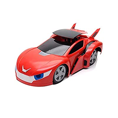 [Young toy] PowerBattle WatchCar Avan RC Car: Toys & Games