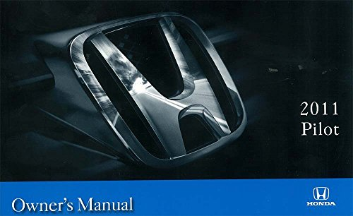 bishko automotive literature 2011 Honda Pilot Owners Manual User Guide Reference Operator Book Fuses Fluids