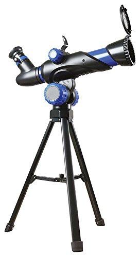 Buki Beginner Telescope with Floor Tripod 90X Zoom Lens by Buki