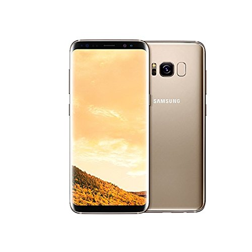 Samsung Galaxy S8+ (64GB) G955FD 6.2″ Dual SIM GSM Factory Unlocked, Internationa Model, No Warranty