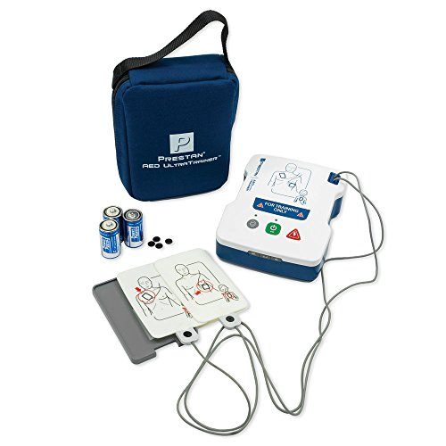 Prestan AED UltraTrainer, Single AED - Training Defibrillator