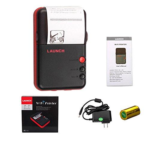 ICARSCANNER Original Launch X431 Wifi Printer for Launch X431 V,X431 Pro, x431 5c,x431 Pad Launch Mini Printer by Launch (Image #7)