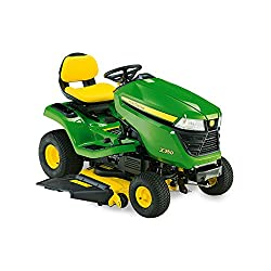 John Deere Select Series X300 Lawn Tractor X350 42