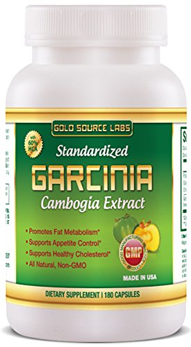 Garcinia Cambogia Extract Standardized Supplement product image