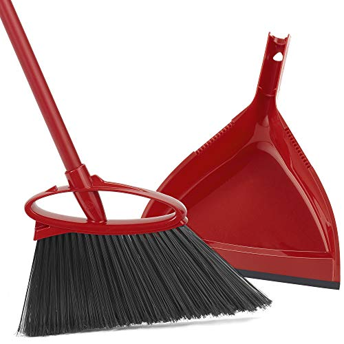 broom and dustpan set - 8