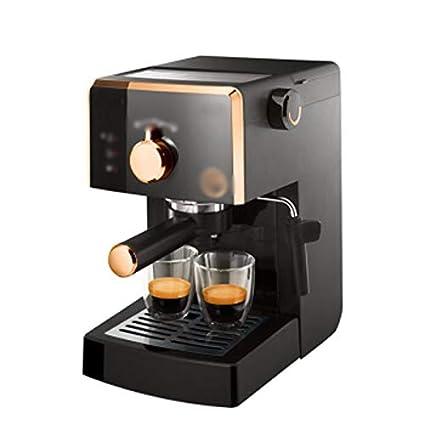 LJHA kafeiji Máquina de café, máquina de café Espresso máquina de café semiautomática máquina de