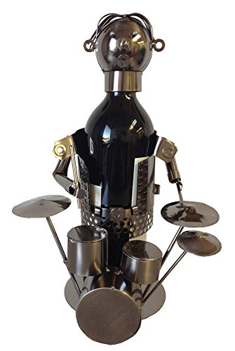 - Music Treasures Co. Drummer Wine Holder