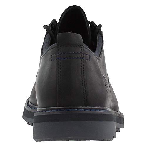Oxford Timberland Black Full Boot Grain WP Canyon Squall Men's PT q7wB7Ir