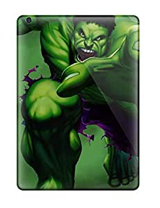 Tpu Shockproof Scratcheproof Hulk Hard Case Cover For Ipad Air