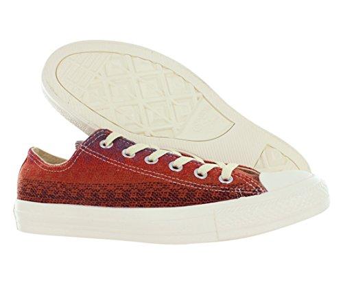 Converse Chuck Taylor All Star Textile Ox Shoes, UK: 12 UK, Terrarosa