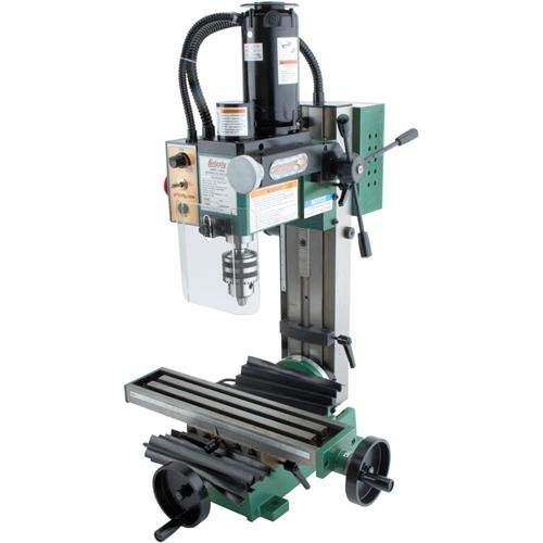 Grizzly G8689 Mini Milling Machine