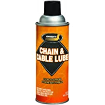 Johnsen's 4723-12PK Chain and Cable Lube - 10 oz., (Pack of 12)