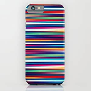Society6 - Blurry Lines iPhone 6 Case by Danny Ivan