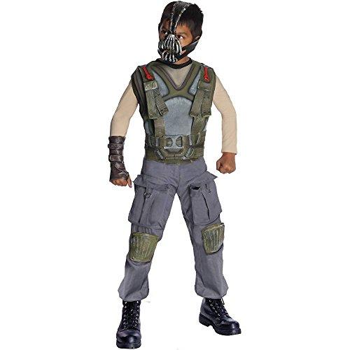 Dark Knight Rises: Bane Deluxe Kids Costume - Small