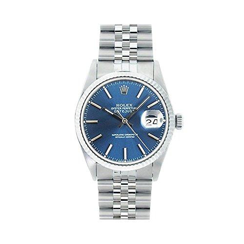 Rolex Datejust swiss-automatic mens Watch 16014 (Certified (Rolex Datejust)