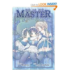 He Is My Master Vol 1 Mattsu and Asu Tsubaki