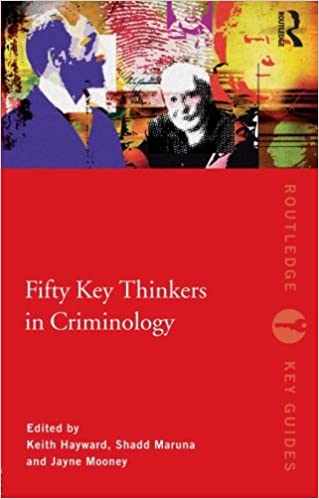 Amazon fifty key thinkers in criminology routledge key amazon fifty key thinkers in criminology routledge key guides 9780415429115 keith hayward shadd maruna jayne mooney books fandeluxe Gallery
