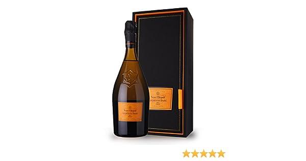 Veuve Clicquot La Grande Dame 2004 Brut 75cl - Coffret: Amazon.es: Alimentación y bebidas