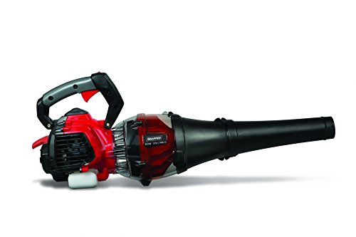 Snapper 41AS2MEB707 130 MPH 650 CFM Full Crank 2-Cycle 27cc Gas Blower, Red/Black