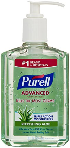 Purell Instant Hand Sanitizer Aloe product image