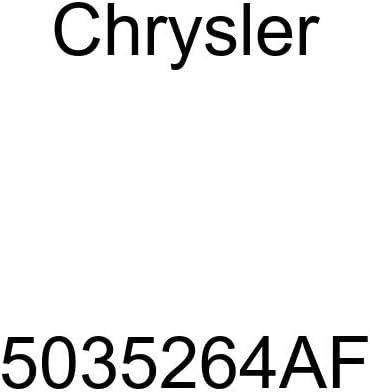 Genuine Chrysler 5035264AF Electrical Unified Body Wiring