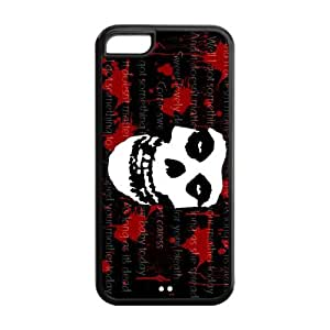 Brand New The Misfits Series Back Case Cover For Iphone 5C TPU(2)