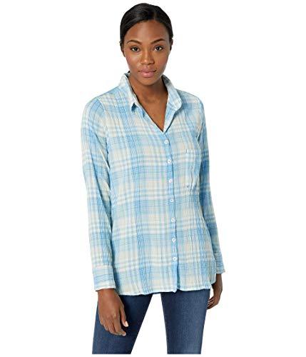 Mountain Khakis Womens Jenny Tunic Shirt: Outdoor Casual Shirt, Breeze, -