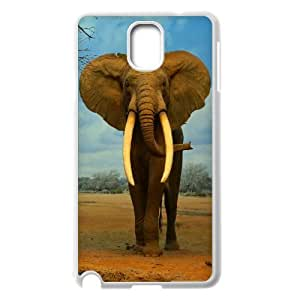 [Los Angeles Series] Samsung Galaxy Note 3 Case los angeles natural history museum - White