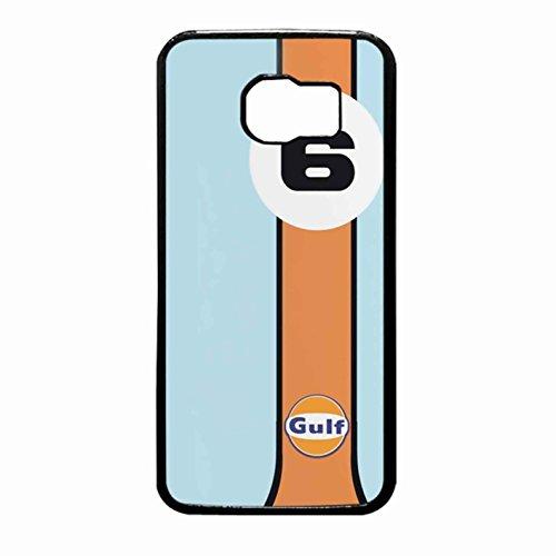 Gulf Racing Case Samsung Galaxy S7 Edge