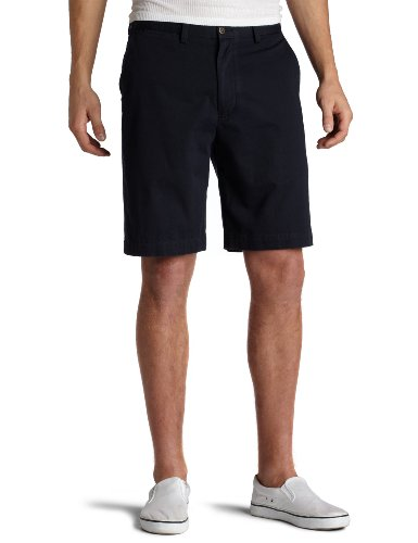 Nautica Sportswear Mens Flat Front (Nautica Men's Big-Tall Flat Front Short, True Navy, 46W)