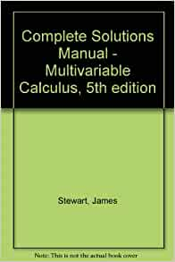 Download Multivariable Calculus Pdf Ebook