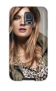 Cute Appearance Cover/tpu ZqR-97Epljwtds Constance Jablonski Case For Galaxy S5