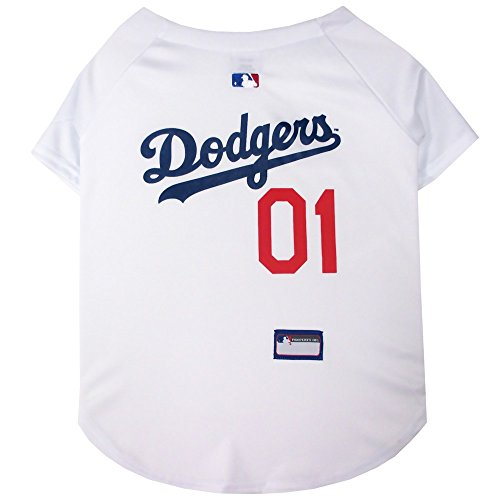MLB Los Angeles Dodgers Jersey - Dog Baseball Jersey