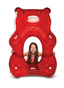 BigMouth Inc Giant Red Gummy Bear Pool Float!