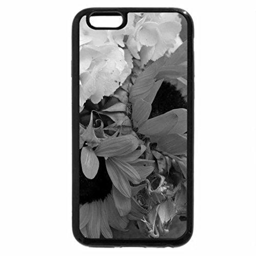 iPhone 6S Plus Case, iPhone 6 Plus Case (Black & White) - Follow the Light