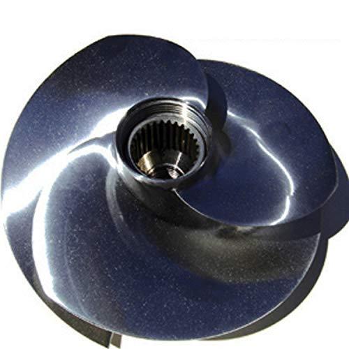 (Skat-Trak New Yamaha Steel Pro Impeller Swirl Wave Runner, 68N-R1321-00-00)