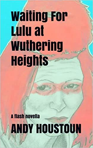 Front cover for the book Waiting For Lulu At Wuthering Heights by Andy Houstoun