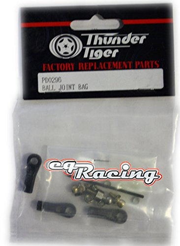 Thunder Tiger Ball Joints PD0296 TRS